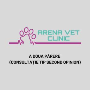 A doua părere ( consultație tip second opinion)